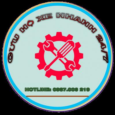 Logo cứu hộ xe máy nhanh