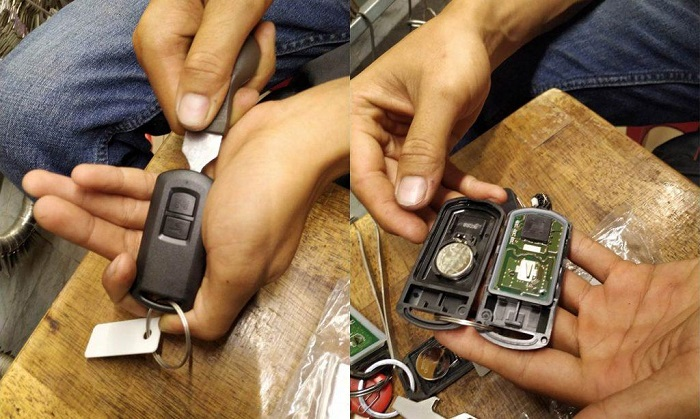 Hướng dẫn thay pim cho smartkey xe lead